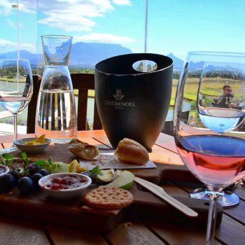 Golf, Safari and Wine Tour