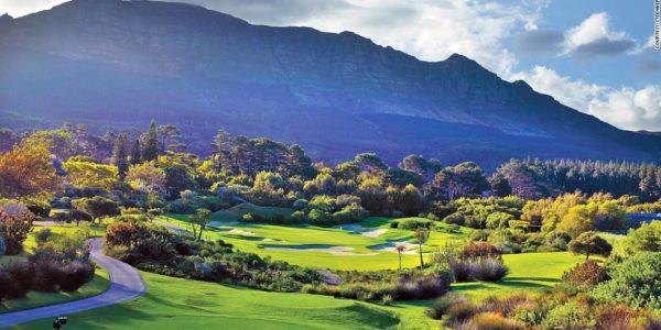8 Day Cape Town Golf Tour